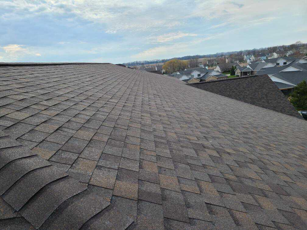 sedgemeadow senior housing apartment roofing install elkhorn wisconsin