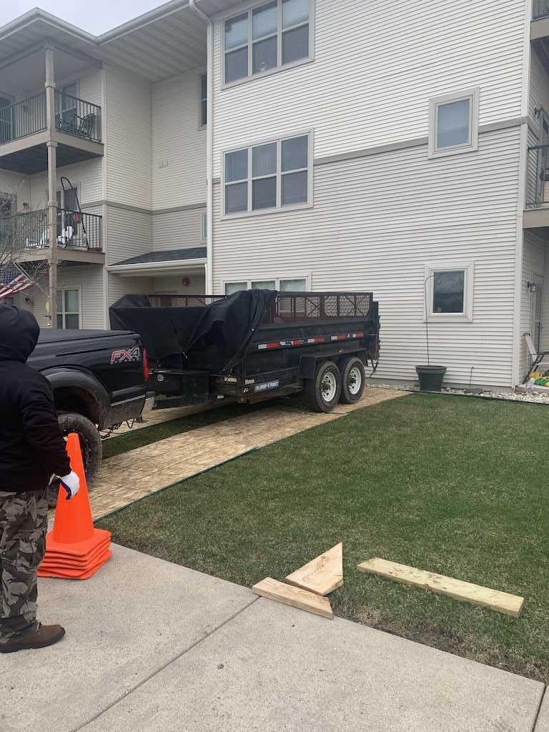 senior housing residential roofing install elkhorn wisconsin 1